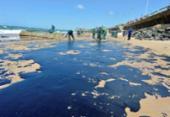 Novas manchas de óleo não chegam a Salvador desde a sexta, diz prefeitura | Foto: Shirley Stolze | Ag. A TARDE