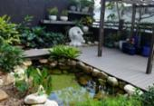 Jardins cheios de estilo cabem em pequenos espaços | Foto: Raul Spinassé | Ag. A TARDE