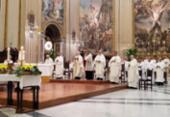Dom Murilo Krieger realiza primeira missa em honra de Santa Dulce dos Pobres | Foto: Walmir Cirne | Ag. A TARDE