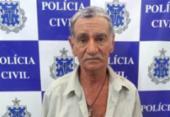 Idoso é preso após atear fogo em casal no interior da Bahia | Foto: Divulgação | Polícia Civil