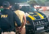 Homem é preso em flagrante com drogas em veículo na BR-242 | Foto: Divulgação | PRF