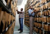 107 anos: acervo preserva a memória da Bahia | Foto: Joá Souza l Ag. A TARDE