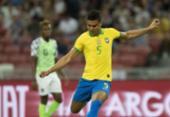 Brasil empata com a Nigéria e aumenta jejum de vitórias; Neymar sai machucado | Foto: Lucas Figueiredo | CBF