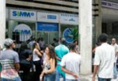 SIMM oferece 100 vagas de emprego para quinta-feira | Foto: Luciano da Matta | Ag. A TARDE