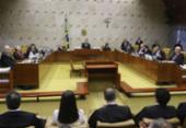 STF encerra 1º dia de julgamento sobre prisão em segunda instância | Foto: Fabio Rodrigues Pozzebom l Agência Brasil