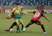 Caicedo marca 2 vezes, Vitória bate Cuiabá de virada e respira na tabela | Foto: AssCom Dourado l Divulgação