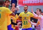 Seleção masculina de vôlei vence os EUA e abre vantagem na ponta da Copa do Mundo | Foto: Reprodução | Twitter