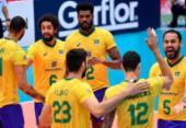 Seleção masculina de vôlei vence Tunísia e mantém folga na ponta da Copa do Mundo | Foto: Divulgação | FIVB