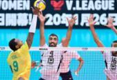 Brasil perde set, mas vence Egito e lidera Copa do Mundo de vôlei | Foto: Divulgação | FIVB