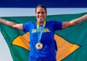 Baiana Ana Marcela vence nos Jogos Mundiais de Praia   Miriam Jeske   COB
