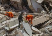 Sobem para seis os mortos do desabamento em Fortaleza | Rodrigo Patrocinio | AFP