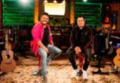 Bruno & Marrone se apresentam no Armazém Hall | Divulgação