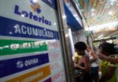 Reajuste de loterias ocorrerá a partir de novembro | Luciano Carcará | Ag. A TARDE