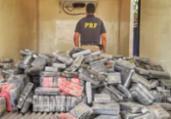 Cerca de uma tonelada de cocaína é apreendida em Feira | Divulgação | PRF