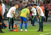PSG confirma lesão muscular e desfalque de Neymar | Roslan Rahman | AFP