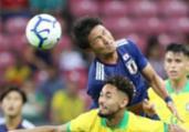 Seleção olímpica perde amistoso para o Japão de virada | Marlon Costa Lisboa | CBF