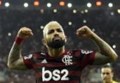 Flamengo atropela Grêmio e vai à final da Libertadores | Mauro Pimentel | AFP