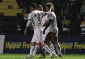 Vitória reage e garante empate com o Criciúma   Fernando Ribeiro l Futura Press   Estadão Conteúdo