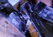 Incêndio atinge loja no bairro da Mata Escura | Reprodução / TV Record