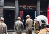 Bombeiros combatem novo incêndio em boate no Rio | Reprodução