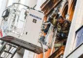 Morre 4º bombeiro que combateu incêndio em boate | Tomaz Silva | Agência Brasil