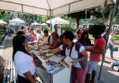 VI Edição da Parada do Livro distribuirá 40 mil livros | Jefferson Peixoto | Secom