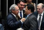 Senado conclui aprovação da reforma da Previdência | Marcos Oliveira | Agência Senado