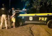 Suspeito de cometer homicídio em SP é preso na Bahia | Divulgação | PRF
