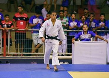 O judoca baiano Diego Ferreira está em busca da sua primeira medalha - Foto: Reprodução | Febaju
