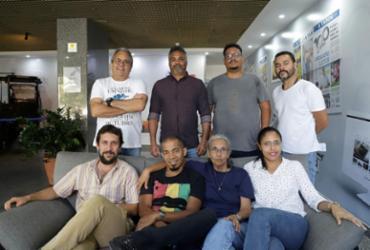 Fotógrafos comentam trajetória no Grupo A TARDE | Raul Aguilar | Ag. A TARDE