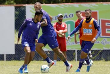 Bahia visita o Flu para se manter na briga pela Libertadores | Felipe Oliveira | EC Bahia