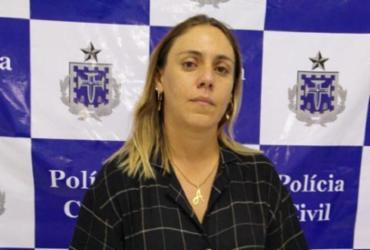 Suspeita de mandar matar o marido é presa no interior | Divulgação/SSP
