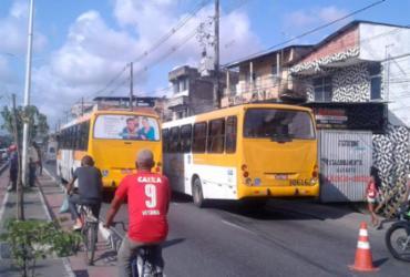 Mulher morre atropelada por ônibus na Av. Suburbana | Cidadão Repórter