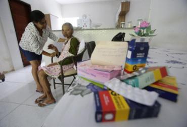 Remédios essenciais estão em falta em Simões Filho | Foto: Raul Spinassé | Ag. A TARDE
