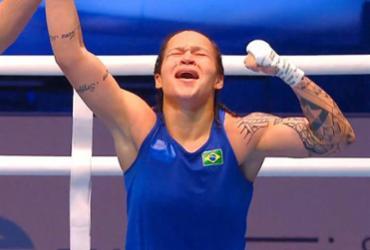 Bia Ferreira, a brasileira campeã mundial que nasceu para lutar | Reprodução | CBBoxe