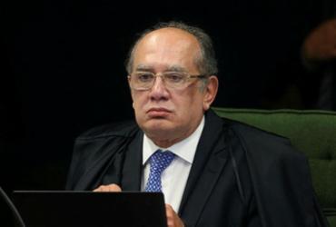 Gilmar Mendes derruba medida sobre publicação de editais em jornais | Divulgação | STF