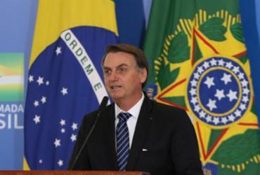 """""""Irmã Dulce levou esperança para muita gente"""", diz Bolsonaro   Wilson Dias l Agência Brasil"""