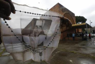 Confira imagens da missa na Paróquia Nossa Senhora dos Alagados e São João Paulo II |