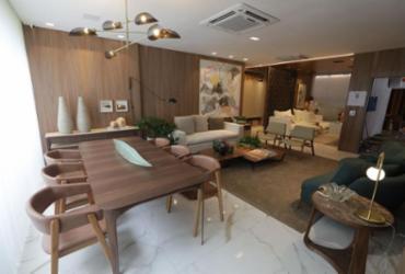 Apê decorado da Prima é um dos maiores ambientes da Casa | Raul Spinassé | Ag. A TARDE