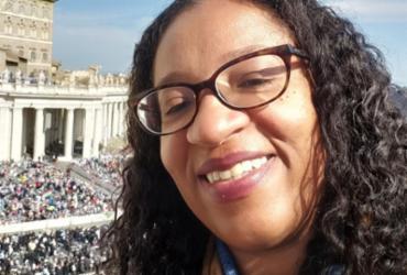 Cleidiana nos manda as últimas da canonização | Cleidiana Ramos | Ag. A TARDE