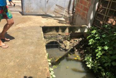 Cidadão Repórter: Moradores de Mussurunga reclamam de córrego poluído | Reprodução | Arquivo Pessoal