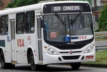 Suspeito de tráfico é morto dentro de ônibus em Candeias | Divulgação