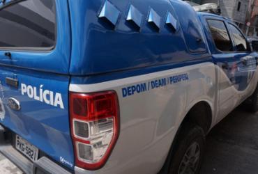 Homem é preso após confessar ter matado companheira em Salvador | Divulgação | Polícia Civil