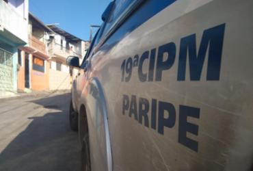 Homem mata ex-companheira a facadas em Paripe | Nicolas Melo | Ag. A TARDE