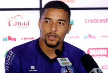 Prestes a completar 100 jogos, Gregore se diz grato ao Bahia | Felipe Oliveira | EC Bahia