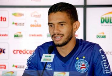 Marco Antônio comemora retorno e exalta trabalho do técnico | Felipe Oliveira | EC Bahia