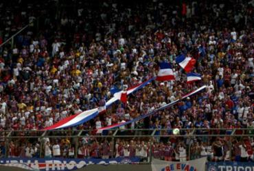 Bahia inicia venda de ingresso para duelo com o Ceará, em Pituaçu | Felipe Oliveira | EC Bahia