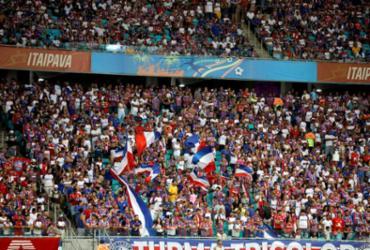 Bahia inicia venda de ingressos para confronto direto contra o São Paulo | Felipe Oliveira | EC Bahia