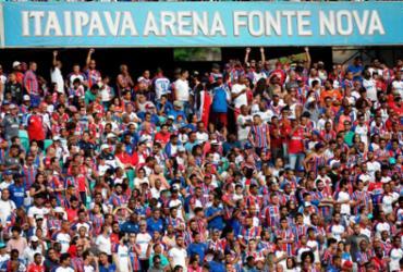 Bahia não venderá ingresso de visitante em jogo com o Athletico | Adilton Venegeroles | Ag. A TARDE