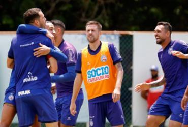 Com chance de voltar ao G-6, Bahia faz confronto direto contra Inter | Felipe Oliveira | EC Bahia
